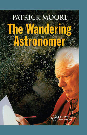 The Wandering Astronomer book cover