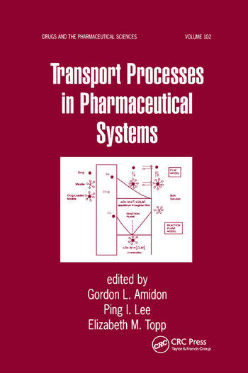 Transport Processes in Pharmaceutical Systems book cover