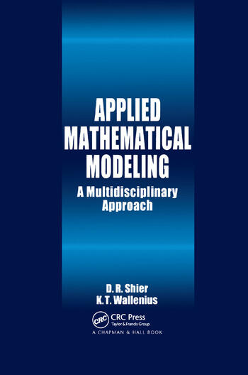Applied Mathematical Modeling A Multidisciplinary Approach book cover