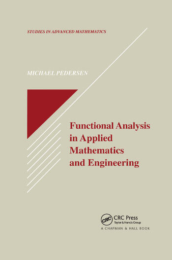 Functional Analysis in Applied Mathematics and Engineering book cover