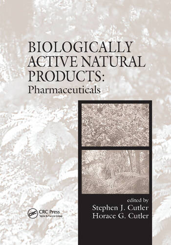Biologically Active Natural Products Pharmaceuticals book cover