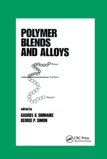 Polymer Blends and Alloys book cover