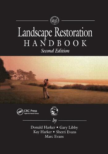 Landscape Restoration Handbook book cover