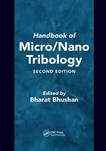 Handbook of Micro/Nano Tribology book cover