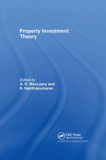 Property Investment Theory book cover