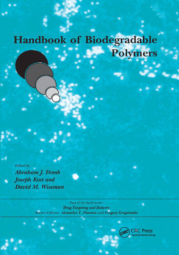Handbook of Biodegradable Polymers book cover