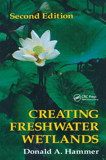 Creating Freshwater Wetlands book cover