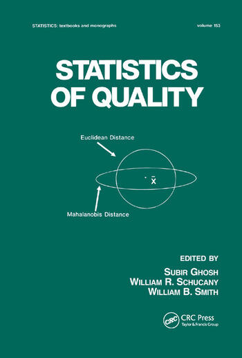 Statistics of Quality book cover