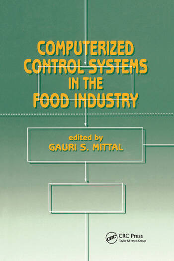 Computerized Control Systems in the Food Industry book cover
