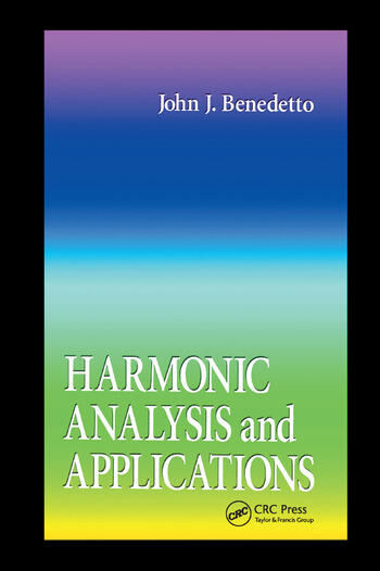 Harmonic Analysis and Applications book cover