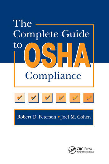 The Complete Guide to OSHA Compliance book cover