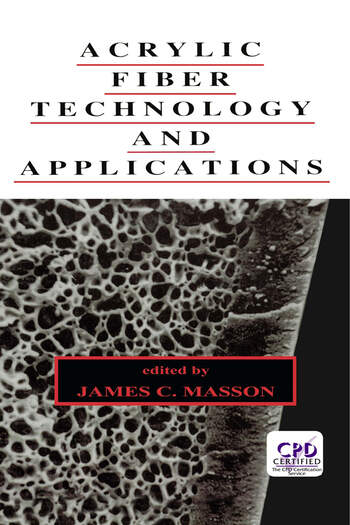 Acrylic Fiber Technology and Applications book cover