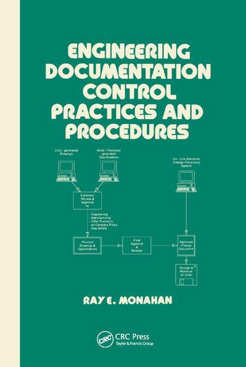 Engineering Documentation Control Practices & Procedures book cover