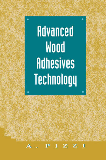 Advanced Wood Adhesives Technology book cover