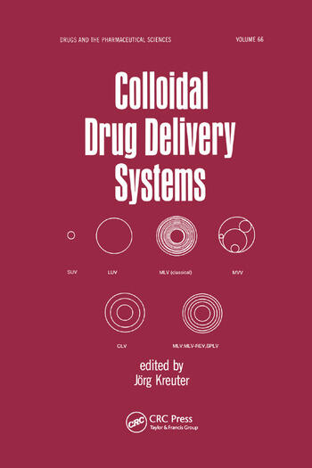 Colloidal Drug Delivery Systems book cover
