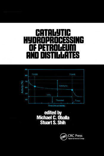 Catalytic Hydroprocessing of Petroleum and Distillates book cover