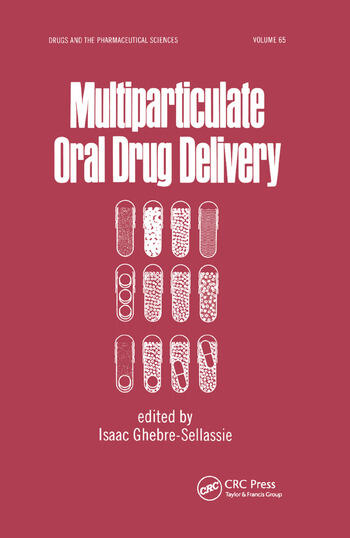 Multiparticulate Oral Drug Delivery book cover