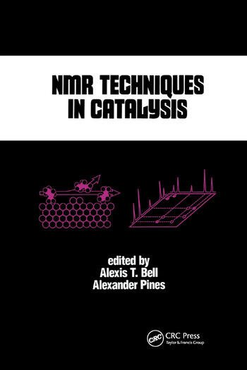NMR Techniques in Catalysis book cover