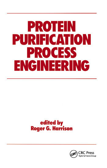 Protein Purification Process Engineering book cover