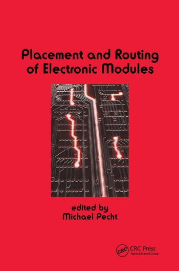 Placement and Routing of Electronic Modules book cover