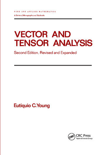 Vector and Tensor Analysis book cover