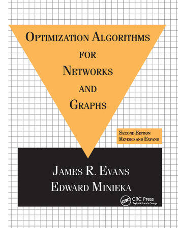Optimization Algorithms for Networks and Graphs book cover
