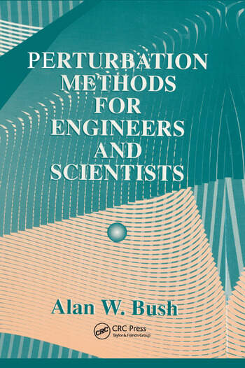 Perturbation Methods for Engineers and Scientists book cover