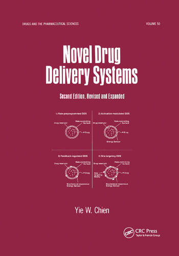 Novel Drug Delivery Systems book cover