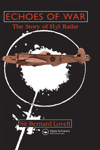 Echoes of War The Story of H2S Radar book cover