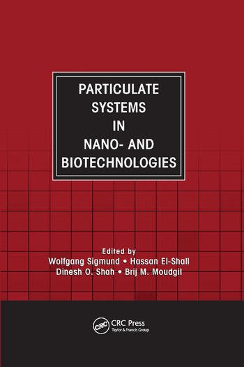Particulate Systems in Nano- and Biotechnologies book cover