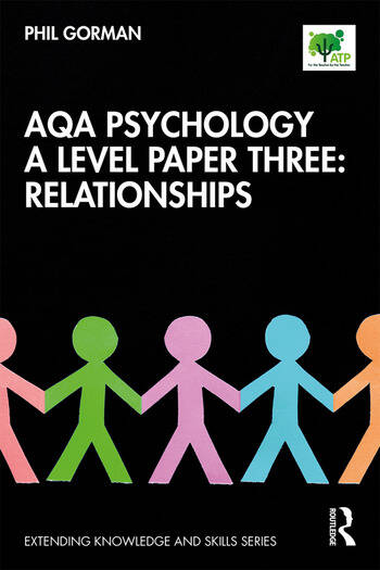 AQA Psychology A Level Paper Three: Relationships book cover