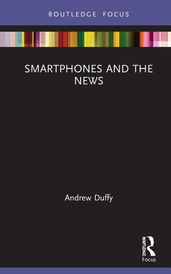 Smartphones and the News book cover