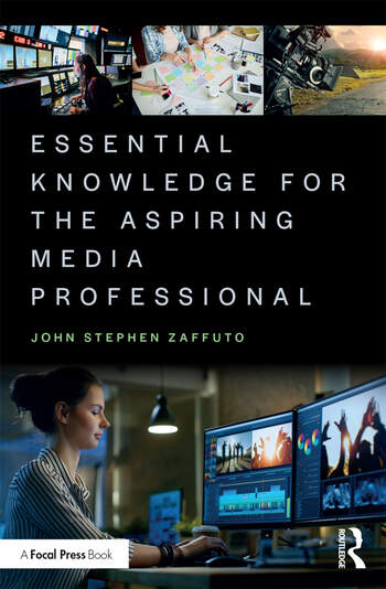 Essential Knowledge for the Aspiring Media Professional book cover