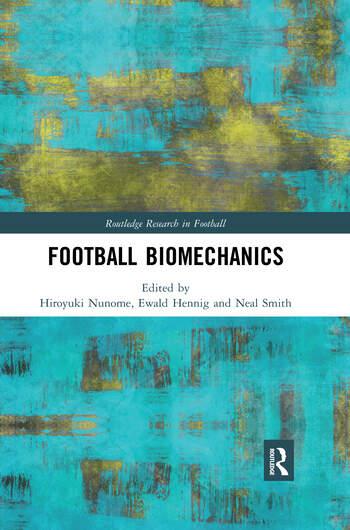 Football Biomechanics book cover