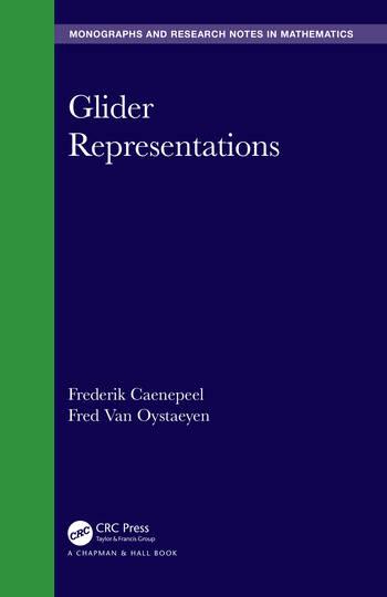 Glider Representations book cover
