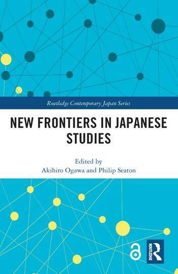New Frontiers in Japanese Studies book cover