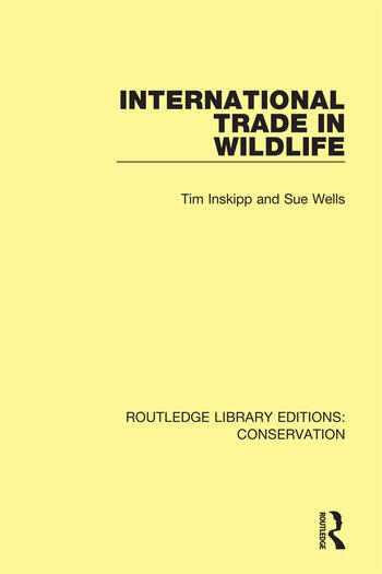 International Trade in Wildlife book cover