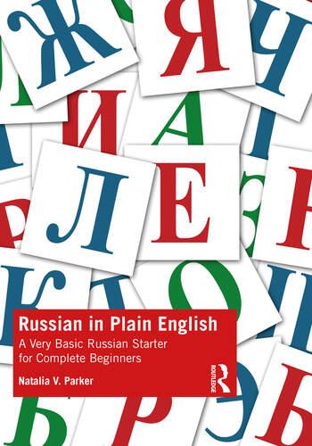 Russian in Plain English A Very Basic Russian Starter for Complete Beginners book cover