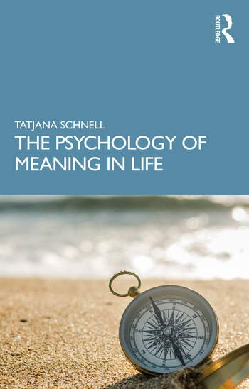 Psychology of Meaning in Life book cover