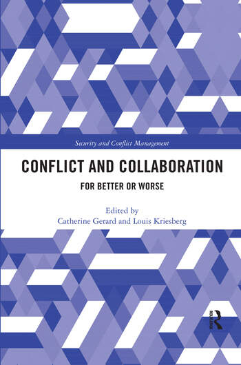 Conflict and Collaboration For Better or Worse book cover