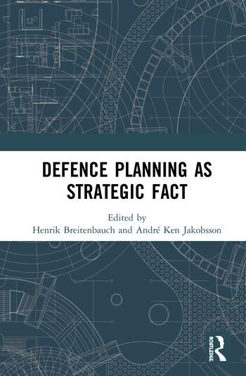 Defence Planning as Strategic Fact book cover
