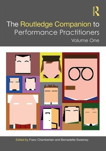 The Routledge Companion to Performance Practitioners Volume One book cover