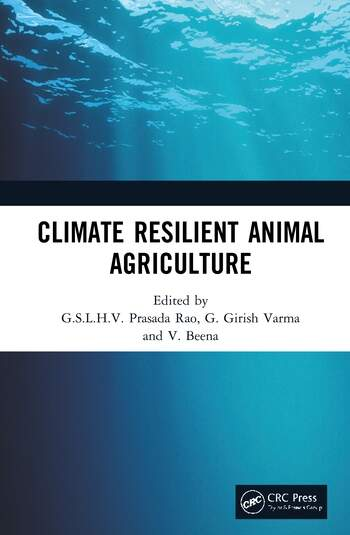 Climate Resilient Animal Agriculture book cover