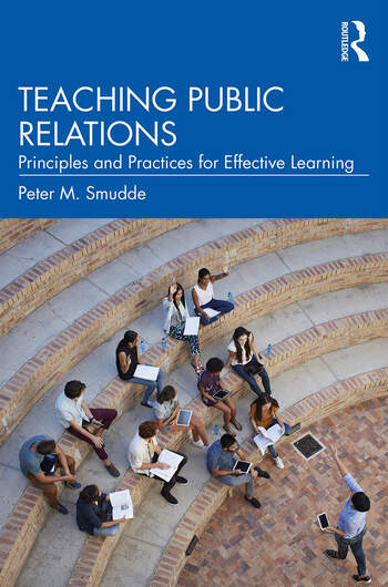 Teaching Public Relations Principles and Practices for Effective Learning book cover