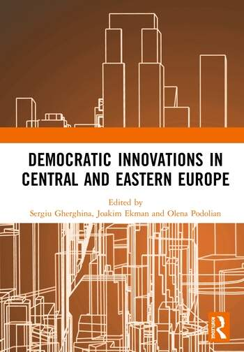 Democratic Innovations in Central and Eastern Europe book cover