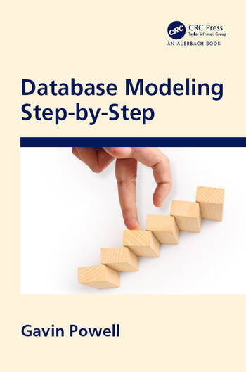 Database Modeling Step by Step book cover