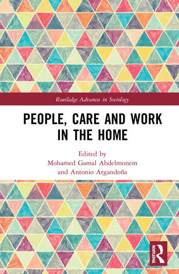 People, Care and Work in the Home book cover