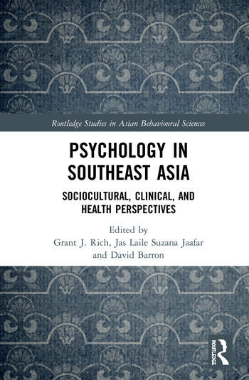 Psychology in Southeast Asia Sociocultural, Clinical, and Health Perspectives book cover