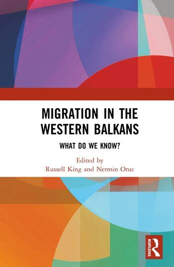 Migration in the Western Balkans What do we know? book cover