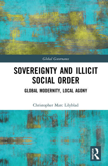 Sovereignty and Illicit Social Order book cover